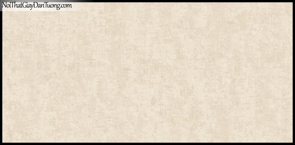 PLACE 3 (III), Giấy dán tường Hàn Quốc 2641-1, Giấy dán tường 3D giả gỗ, màu cam xám