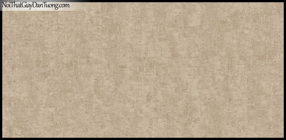 PLACE 3 (III), Giấy dán tường Hàn Quốc 2641-3, Giấy dán tường 3D giả gỗ, màu cam đất