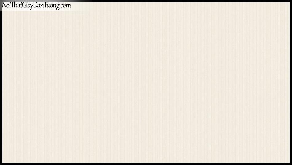 PLACE 3 (III), Giấy dán tường Hàn Quốc 2645-2, Giấy dán tường sọc đứng, gân nhỏ li ti, màu hồng kem