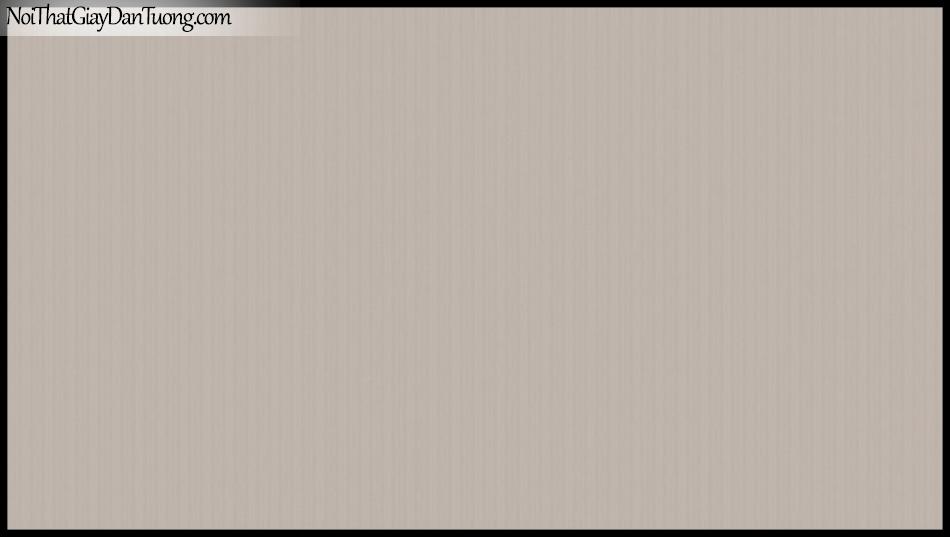 PLACE 3 (III), Giấy dán tường Hàn Quốc 2645-3, Giấy dán tường sọc đứng, gân nhỏ li ti, màu tím xám