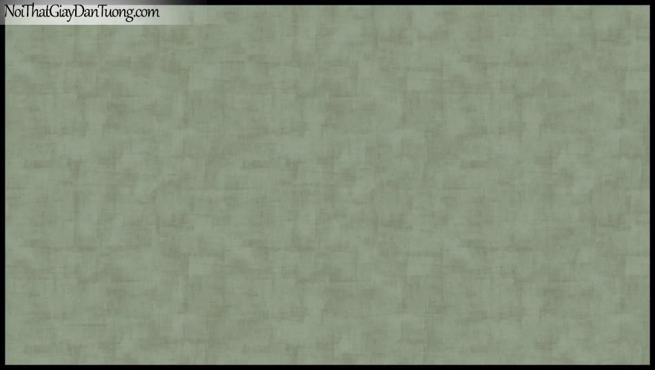 PLACE 3 (III), Giấy dán tường Hàn Quốc 2650-3, Giấy dán tường 3D giả gỗ, vân gỗ, màu xanh xám
