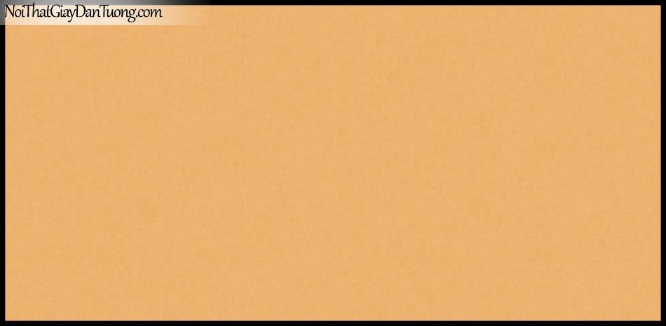 PLACE 3 (III), Giấy dán tường Hàn Quốc 2652-5, Giấy dán tường trơn, mịn, màu cam