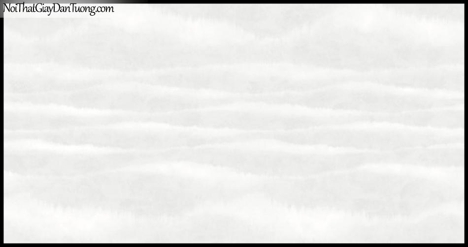 PLACE 3 (III), Giấy dán tường Hàn Quốc 2655-1, Giấy dán tường 3D họa tiết, vân kẻ, hình đám mây, màu xám