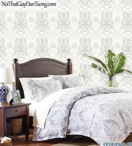 ALISHA, Giấy dán tường điểm nhấn phòng khách đẹp, phòng ngủ đẹp 3929-2