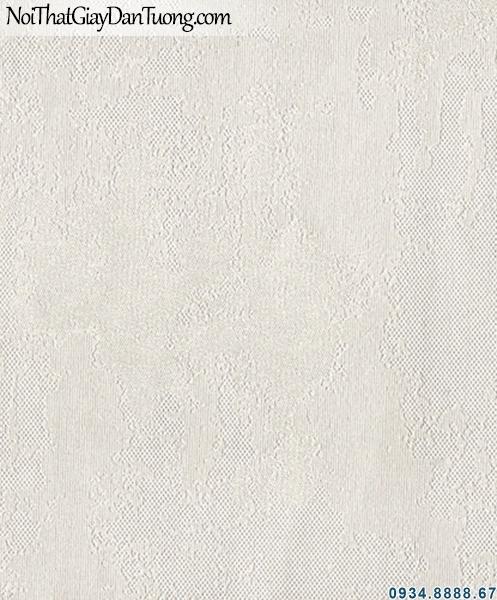 ALISHA, Giấy dán tường gân xám, xám trơn, gân nổi phù hợp các căn hộ hiện đại, chung cư cao cấp 3931-3