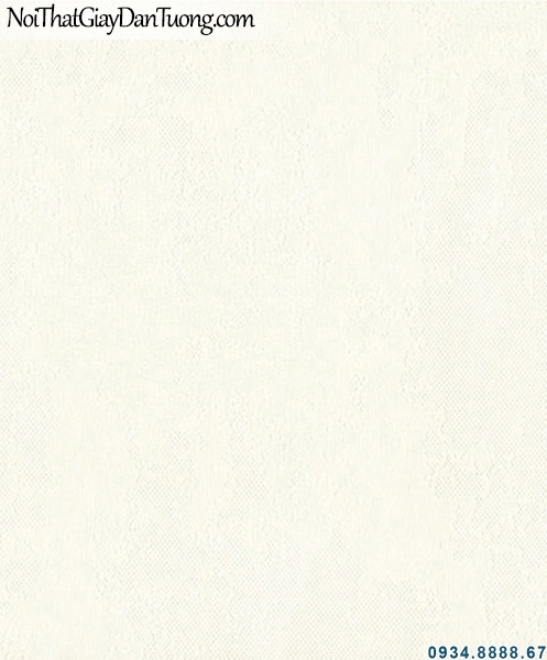 ALISHA, Giấy dán tường màu kem, giấy gân trơn 3931-1, giấy dán tường giá rẻ, giấy dán tường cao cấp