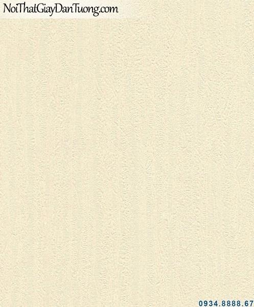 ALISHA, Giấy dán tường màu vàng trơn có gân, độ bền giấy dán tường bao lâu, tường ẩm ướt có sử sụng được giấy dán tường không 3928-3