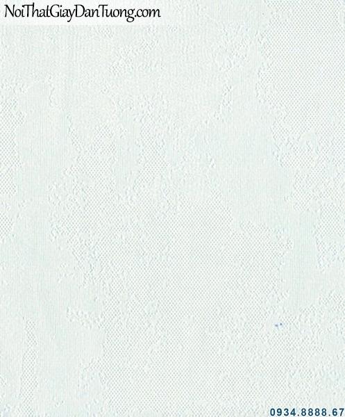 ALISHA, Giấy dán tường màu xanh nhạt, màu xanh trơn, giấy dán tường tốt bảo hành nhiều năm 3931-2