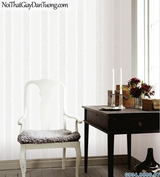 ALISHA, Giấy dán tường sọc, sọc xám 3933-1, mua bán giấy dán tường uy tín chất lượng, bảo hành dài hạn
