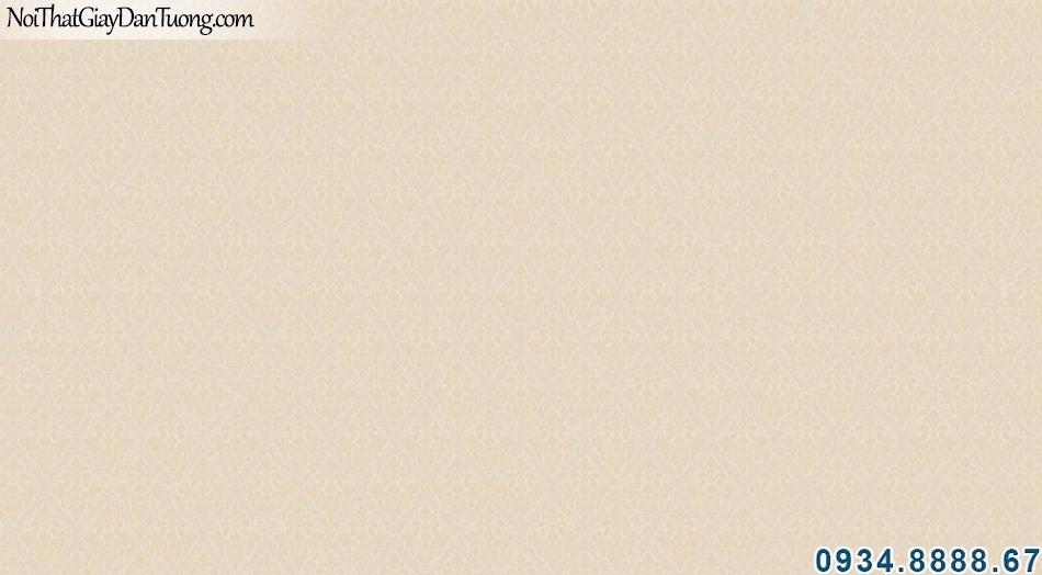 ALISHA, Giấy dán tường màu vàng, hoa văn chìm, kiểu bố trí ca rô 3935-2, bán giấy dán tường tại huyện Bình Chánh