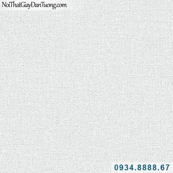 Giấy dán tường Hàn Quốc ARTBOOK, giấy dán tường gân màu trắng xám bạc nhẹ 57172-5