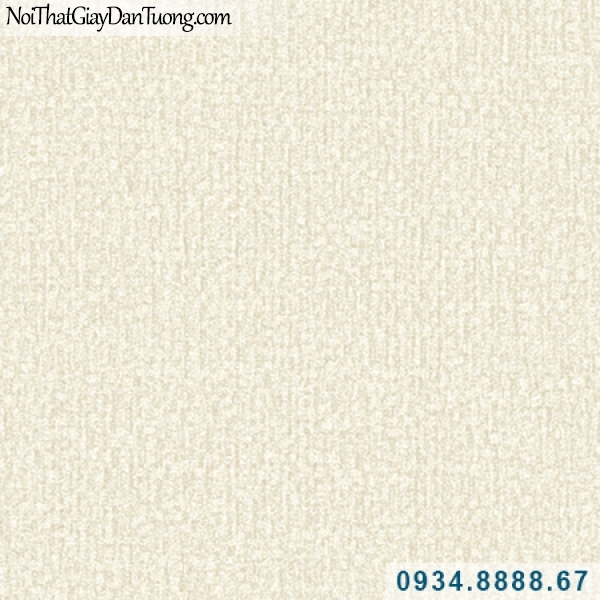 Giấy dán tường Hàn Quốc ARTBOOK, giấy dán tường màu trơn, giấy trơn màu kem vàng, màu vàng nhạt 57161-2
