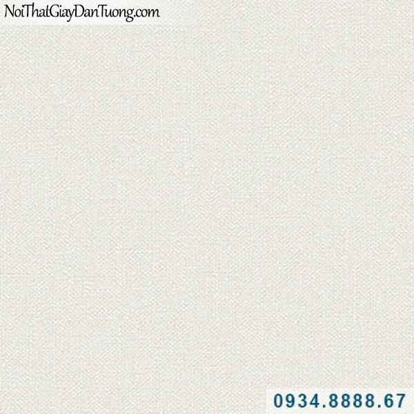 Giấy dán tường Hàn Quốc ARTBOOK, giấy dán tường màu xám trắng, trắng kem nhạt 57172-1