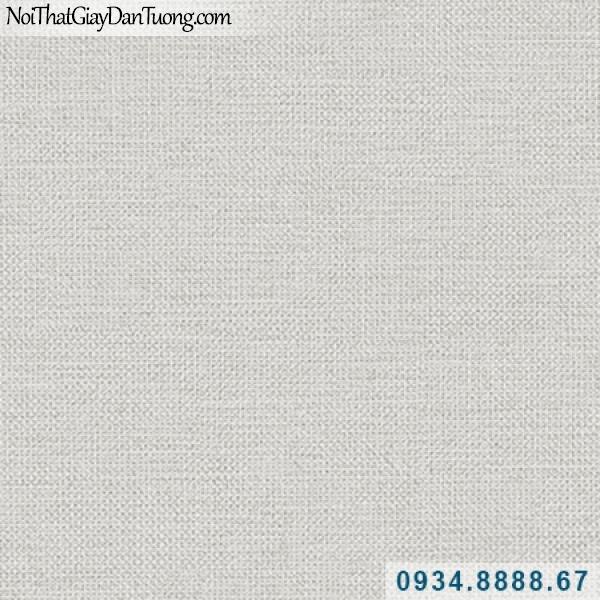 Giấy dán tường Hàn Quốc ARTBOOK, giấy màu xám, giấy gân trơn 57173-5