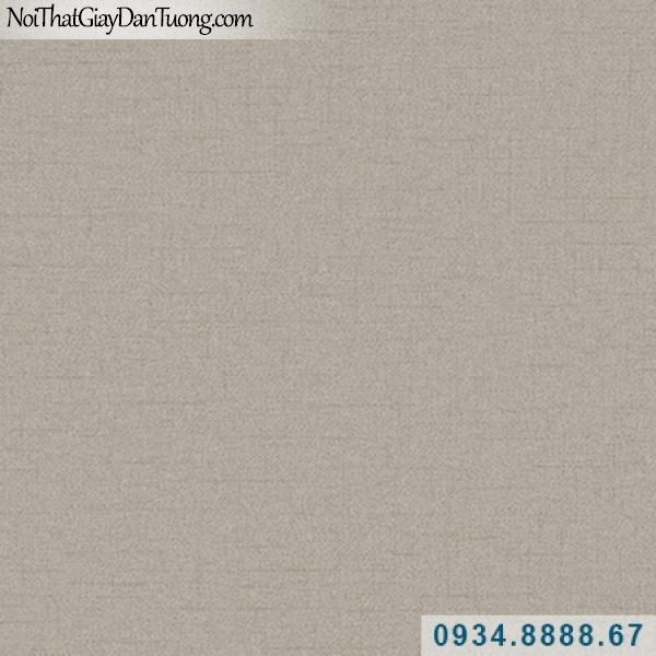 Giấy dán tường Hàn Quốc ARTBOOK, sọc nhuyễn nằm ngang, giấy trơn gân, màu vàng sẫm, màu xám vàng 57153-4