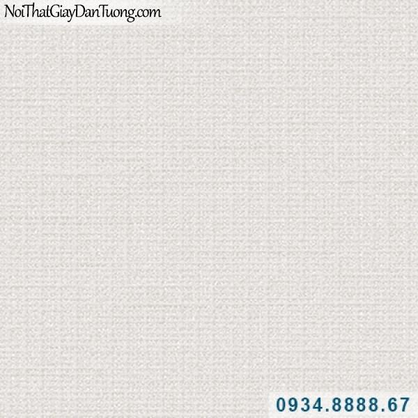 Giấy dán tường Hàn Quốc ARTBOOK, giấy dán tường có gân màu xám, giấy đơn màu họa tiết gân sọc dọc, sọc ngang 57186-6