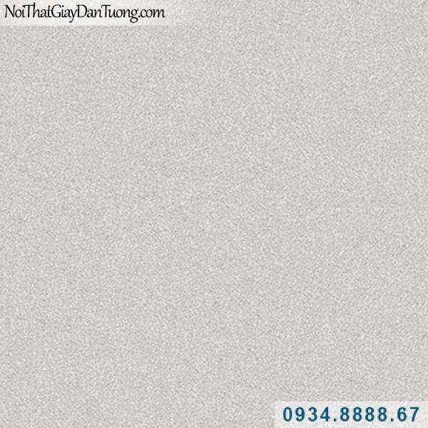 Giấy dán tường Hàn Quốc ARTBOOK, giấy dán tường gân màu xám, giấy đơn sắc, một màu trơn gân 57180-3