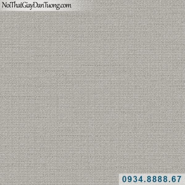 Giấy dán tường Hàn Quốc ARTBOOK, giấy dán tường gân sẫm trơn 57186-8
