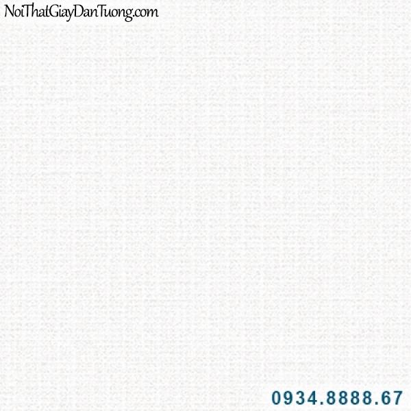 Giấy dán tường Hàn Quốc ARTBOOK, giấy dán tường gân sọc ngang dọc, gân ca rô màu trắng xám, trắng kem 57186-1
