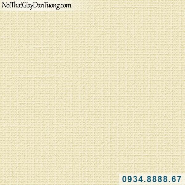 Giấy dán tường Hàn Quốc ARTBOOK, giấy dán tường gân vuông ngang dọc màu xanh lá, màu vàng chanh 57186-