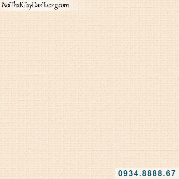 Giấy dán tường Hàn Quốc ARTBOOK, giấy dán tường họa tiết sọc ca rô màu kem, kẻ ngang dọc, tạo hình vuông 57186-2