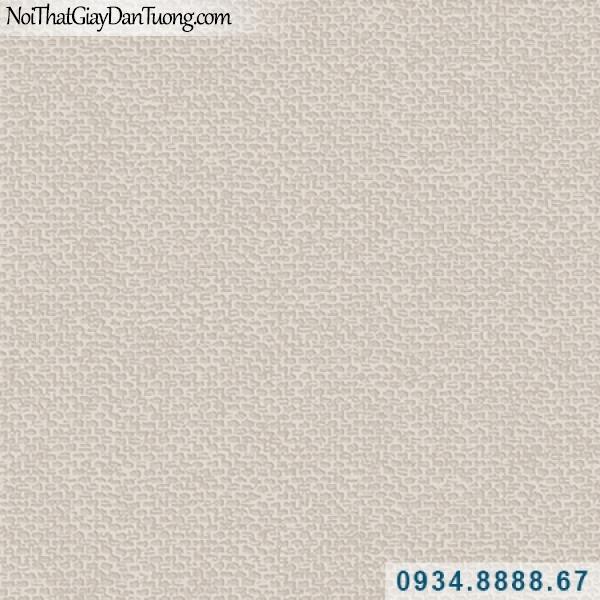 Giấy dán tường Hàn Quốc ARTBOOK, giấy dán tường họa tiết tổ ong màu xám nâu, màu nâu xám 57184-3