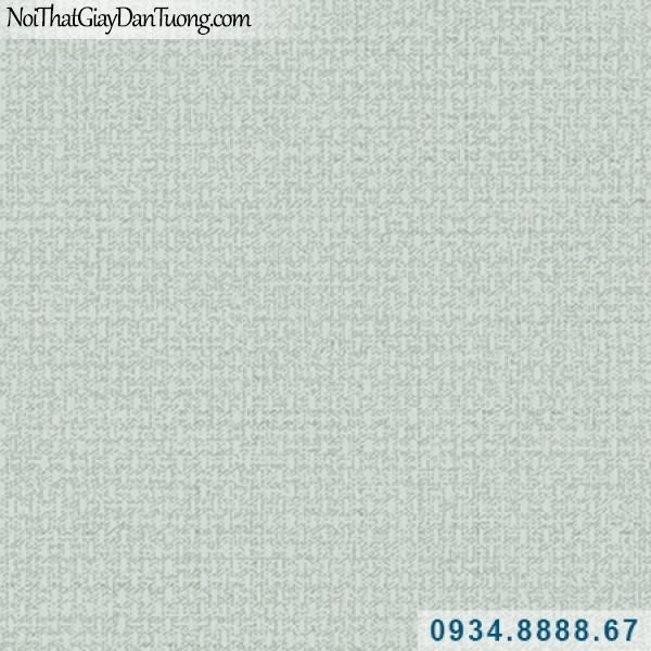 Giấy dán tường Hàn Quốc ARTBOOK, giấy dán tường họa tiết vải bố màu xanh lơ, xanh dương 57185-7, kho giấy dán tường tphcm