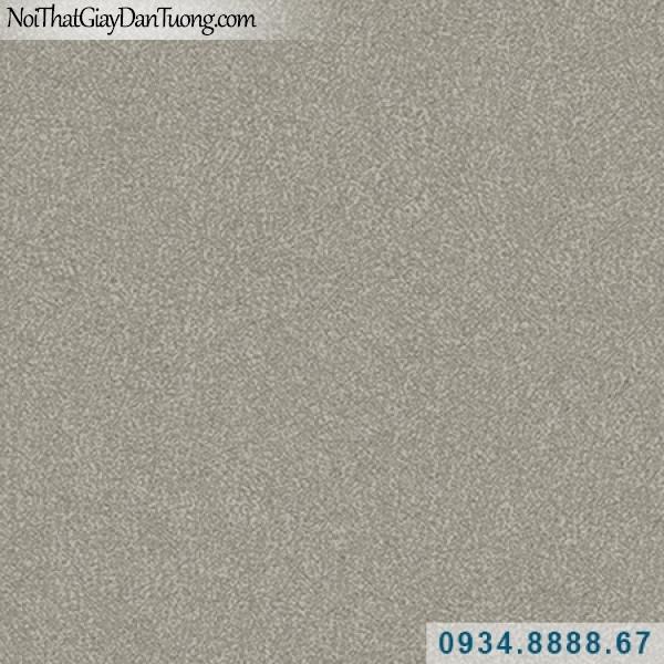 Giấy dán tường Hàn Quốc ARTBOOK, giấy dán tường màu nâu, nâu xám, nâu xám vàng 57180-4