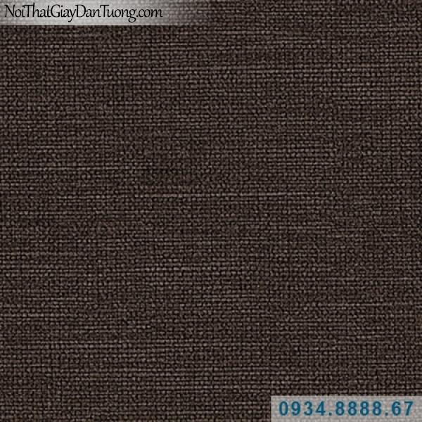 Giấy dán tường Hàn Quốc ARTBOOK, giấy dán tường màu tối, mầu sậm, màu đen, giấy gân trơn 57183-6