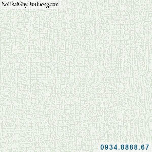 Giấy dán tường Hàn Quốc ARTBOOK, giấy dán tường màu xanh dương nhạt, giấy gân nổi màu xanh lơ 57179-3