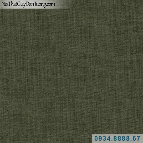 Giấy dán tường Hàn Quốc ARTBOOK, giấy dán tường màu xanh ngọc, xanh sẫm 57178-5