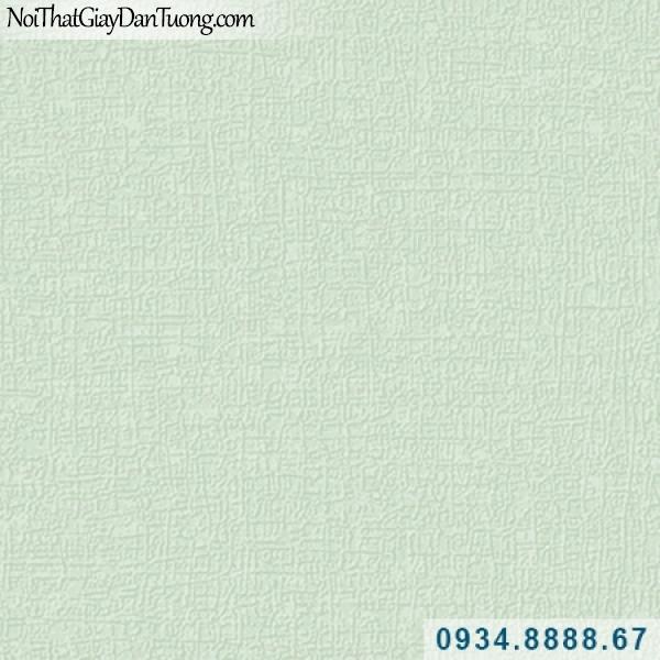Giấy dán tường Hàn Quốc ARTBOOK, giấy dán tường xanh ngọc, xanh lá, xanh chuối, xanh lá cây nhạt 57179-6