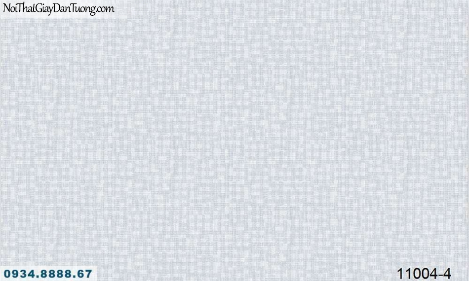 Giấy dán tường AQUAMAN, giấy dán tường gân trơn màu xám môn, màu môn, màu ghi nhạt 11004-4