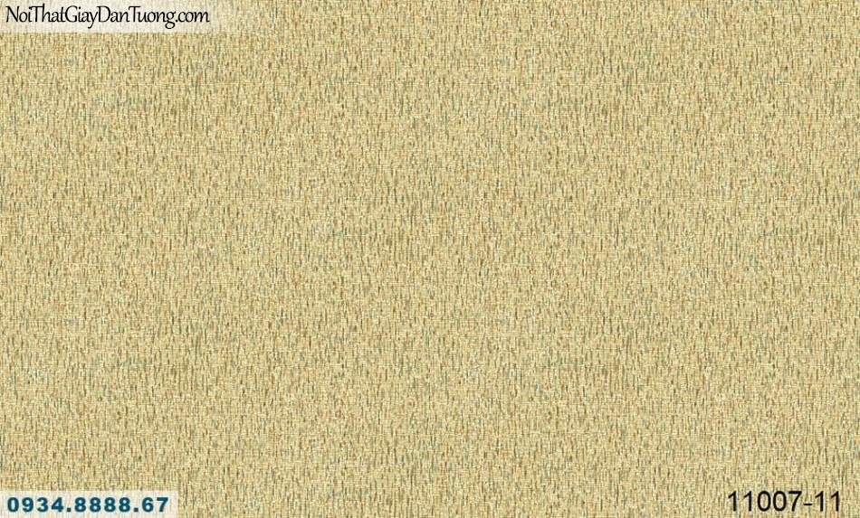 Giấy dán tường AQUAMAN, giấy dán tường gân màu vàng điểm xanh ít, họa tiết nhỏ li ti đẹp, nơi bán giấy dán tường uy tín chất lượng