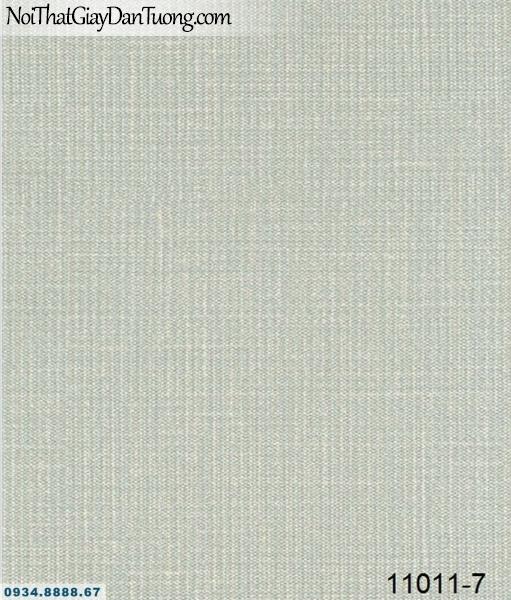 Giấy dán tường AQUAMAN, giấy dán tường gân nhỏ, giấy trơn màu xám 11011-7, tư vấn giấy dán tường tận nhà uy tín, chất lượng giá tốt
