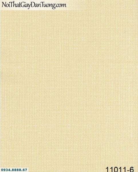 Giấy dán tường AQUAMAN, giấy dán tường gân nhỏ màu vàng 11011-6, tư vấn mẫu dán tường huyện Bình Chánh, thi công giấy ở Bình Chánh Tphcm