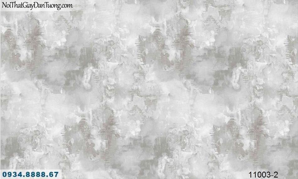 Giấy dán tường AQUAMAN, giấy dán tường loang màu trắng, màu xám màu kiểu bê tông xi măng 11003-2