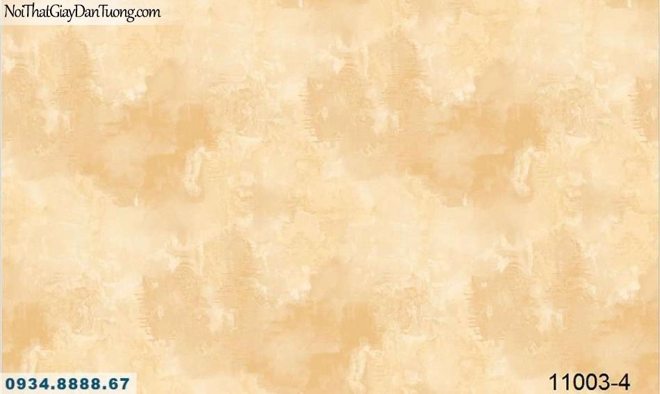 Giấy dán tường AQUAMAN, giấy dán tường màu loang màu vàng 11003-4