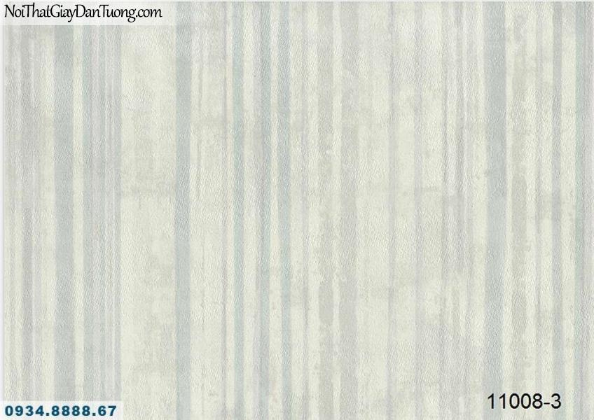 Giấy dán tường AQUAMAN, giấy dán tường sọc xuôi giả gỗ màu xám, gỗ loang, gỗ cũ, gỗ mốc, gỗ mục nát 11008-3