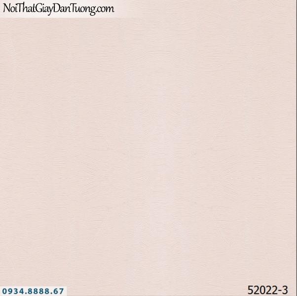 Giấy dán tường NEPTUNE, giấy dán tường gân nền màu hồng 52022-3