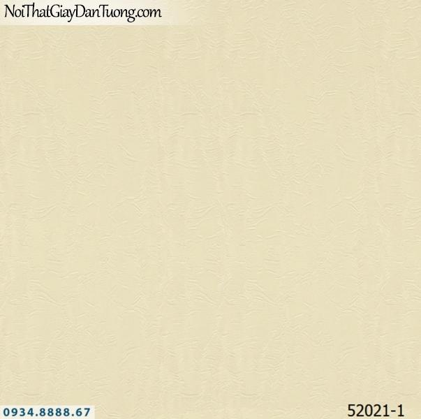 Giấy dán tường NEPTUNE, giấy dán tường màu vàng trơn gân nổi 52021-1