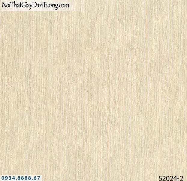 Giấy dán tường NEPTUNE, giấy dán tường sọc nhỏ, sọc nhuyễn màu vàng 52024-2