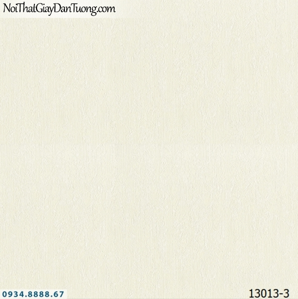 Giấy dán tường NEPTUNE, giấy gân xám trắng, trắng xám kem 13013-3