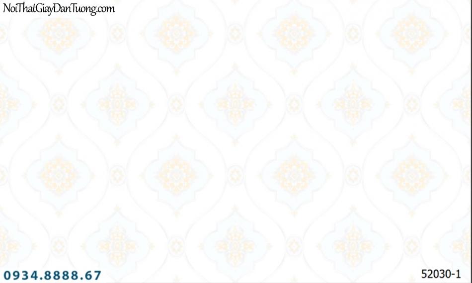 Giấy dán tường NEPTUNE, hoa văn nhẹ, cổ điển 52030-1