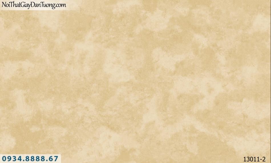 Giấy dán tường NEPTUNE, màu vàng kem, giả bê tông, xi măng, màu loang 13011-2