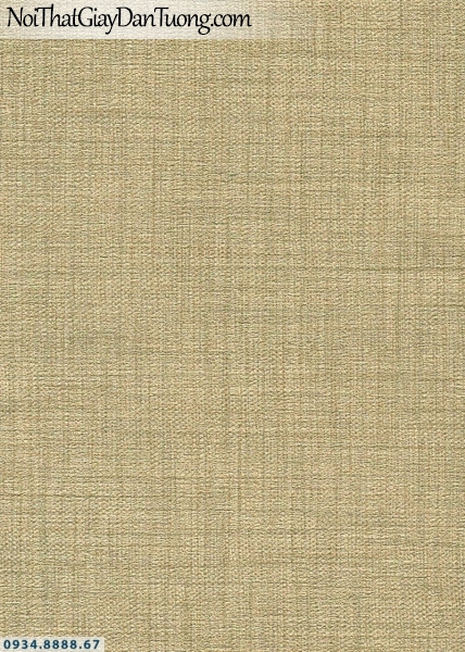 Giấy dán tường AURORA, Giấy dán tường gân màu vàng, giấy dán tường màu vàng đẹp 4203-2