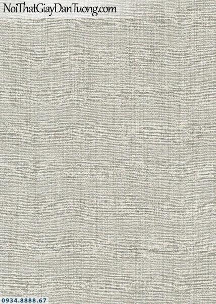 Giấy dán tường AURORA, Giấy dán tường gân màu xám 4203-3