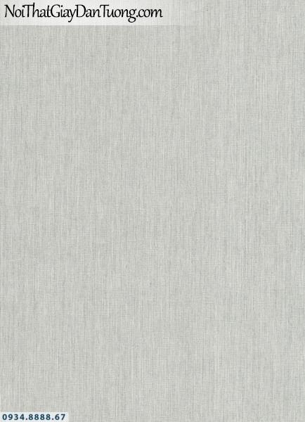 Giấy dán tường AURORA, Giấy dán tường gân trơn màu xám 4213-3