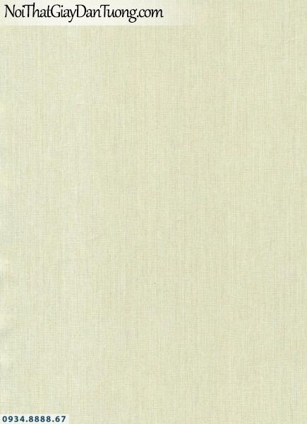 Giấy dán tường AURORA, Giấy dán tường màu vàng chanh, giấy gân trơn màu vàng chuối, vàng lá 4213-2
