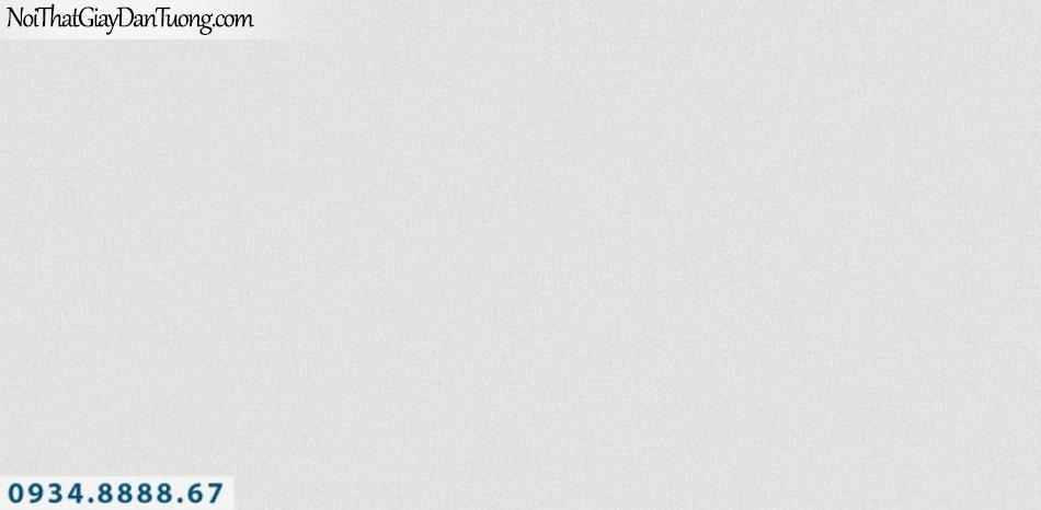 J 100   Giấy dán tường J100 Hàn Quốc, giấy dán tường gân trơn màu xám 9334-2